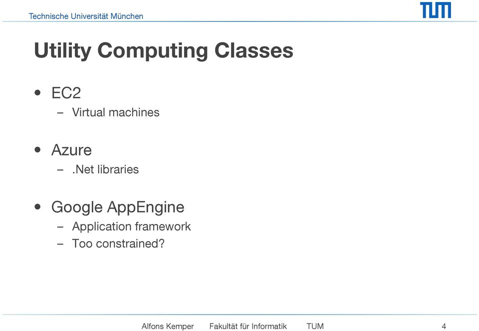 Net libraries Google AppEngine