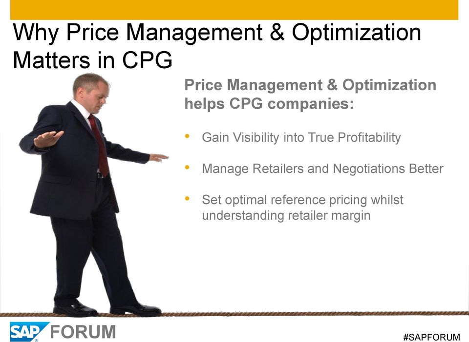 into True Profitability Manage Retailers and Negotiations
