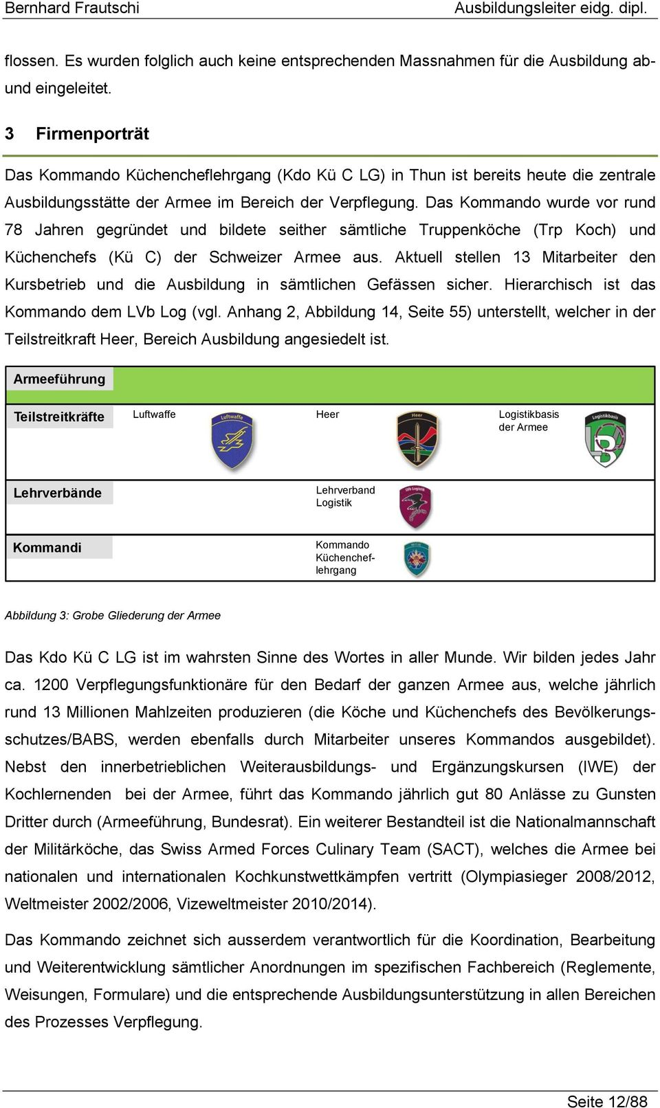 Nett Armee Reise Bericht Vorlage Galerie - Entry Level Resume ...