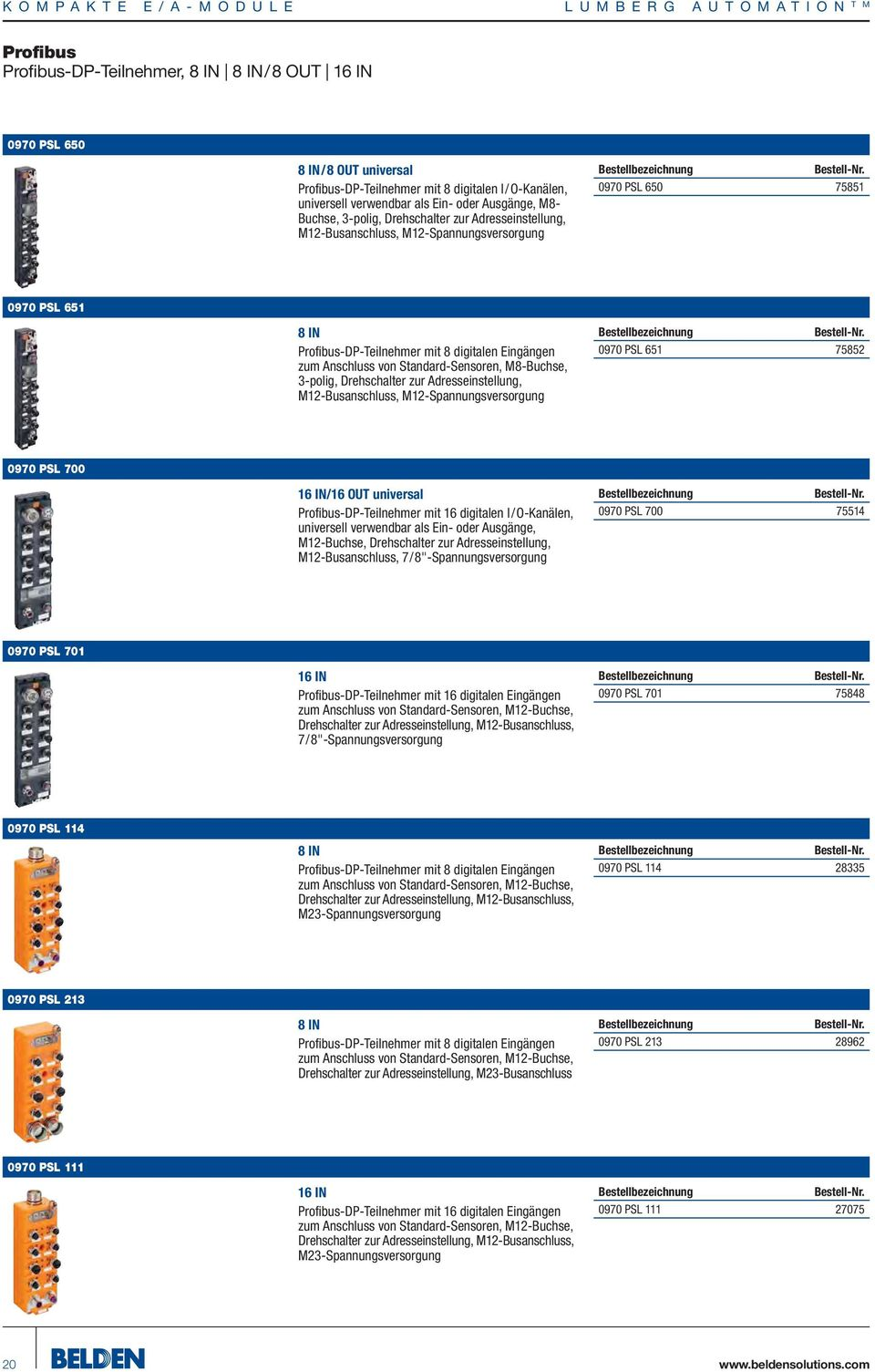 Industrial Connecting Solutions - PDF