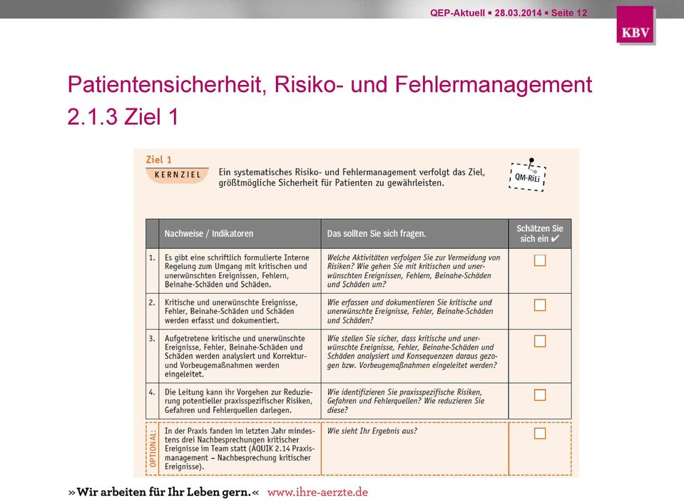 Patientensicherheit,