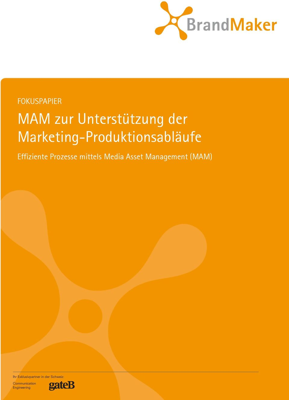 Marketing-Produktionsabläufe