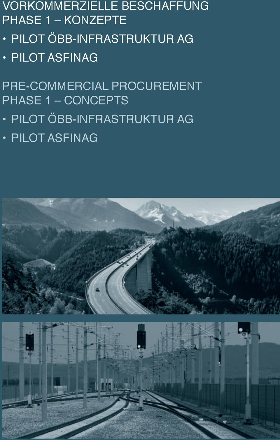 ASFINAG PRE-COMMERCIAL PROCUREMENT PhASE 1