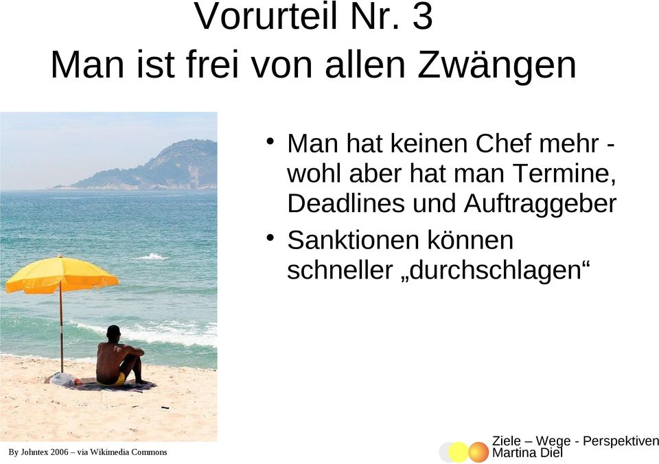 via Wikimedia Commons Man hat keinen Chef mehr wohl