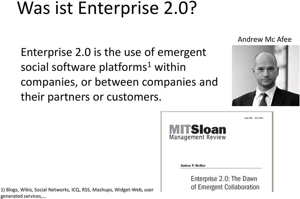 0 is the use of emergent social software platforms 1 within