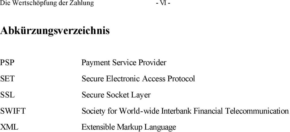 Electronic Access Protocol Secure Socket Layer Society for