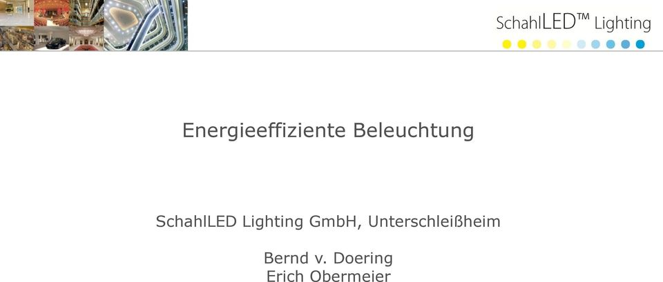 Lighting GmbH,