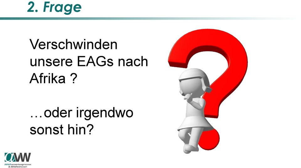 unsere EAGs nach