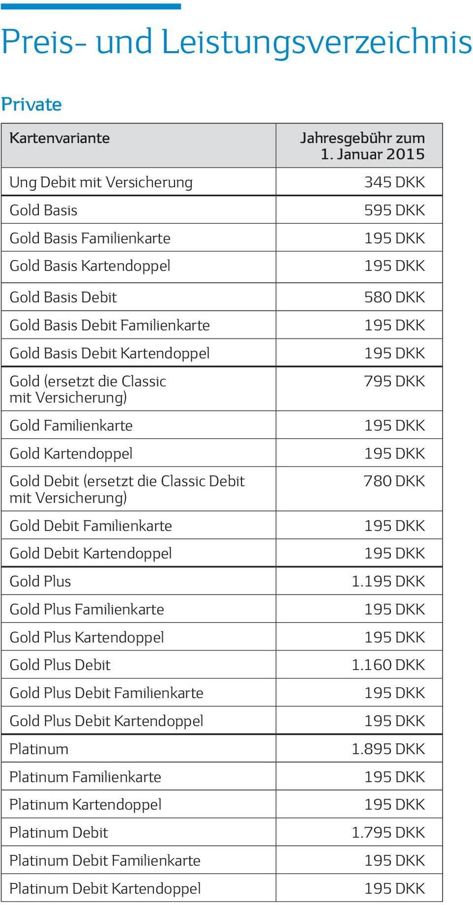 Gold Debit Kartendoppel Gold Plus Gold Plus Familienkarte Gold Plus Kartendoppel Gold Plus Debit Gold Plus Debit Familienkarte Gold Plus Debit Kartendoppel Platinum Platinum Familienkarte