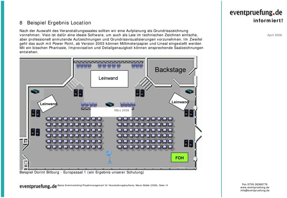 kapitel 5 basics eventmarketing projektmanagement online kurs 12 2008 marco g dde pdf. Black Bedroom Furniture Sets. Home Design Ideas