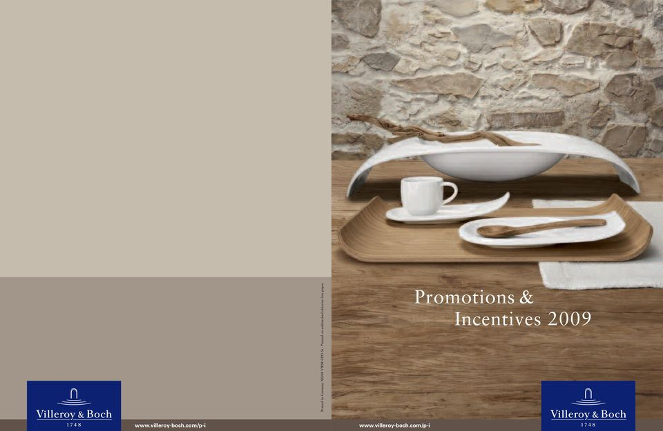 paper. Promotions & Incentives 2009 www.