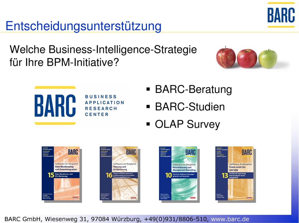 Business-Intelligence-Strategie