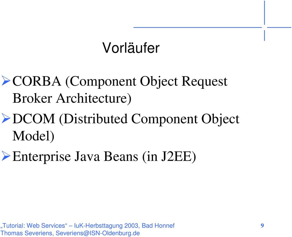 (Distributed Component Object