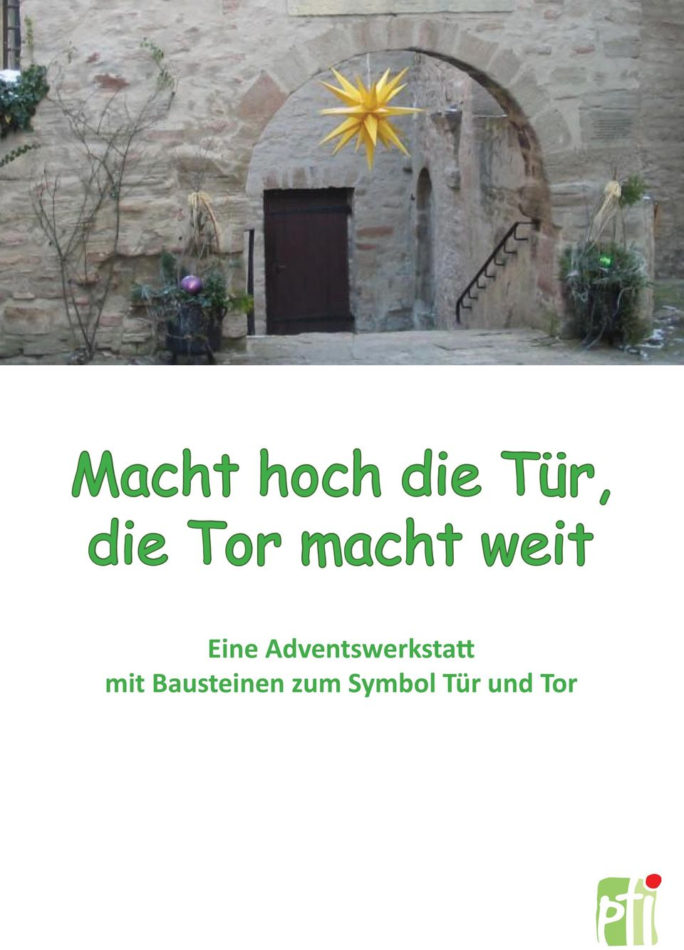 Adventswerkstatt mit