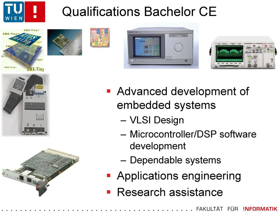 Microcontroller/DSP software development