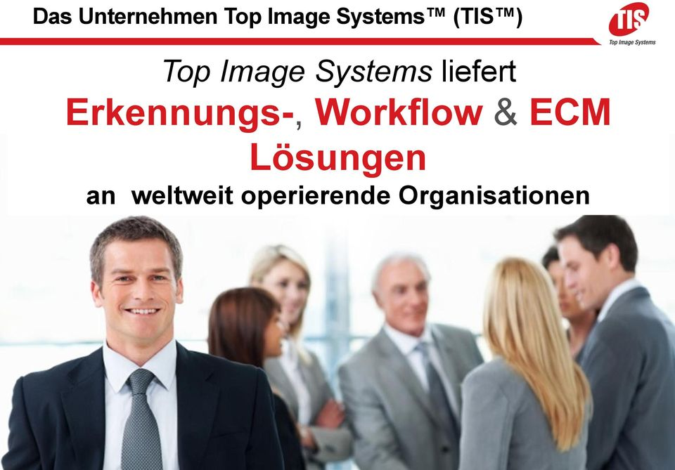 Erkennungs-, Workflow & ECM