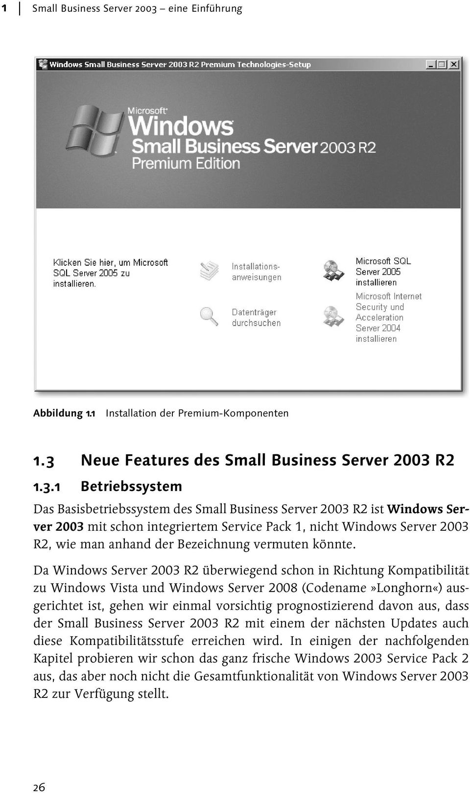 Neue Features des Small Business Server 2003
