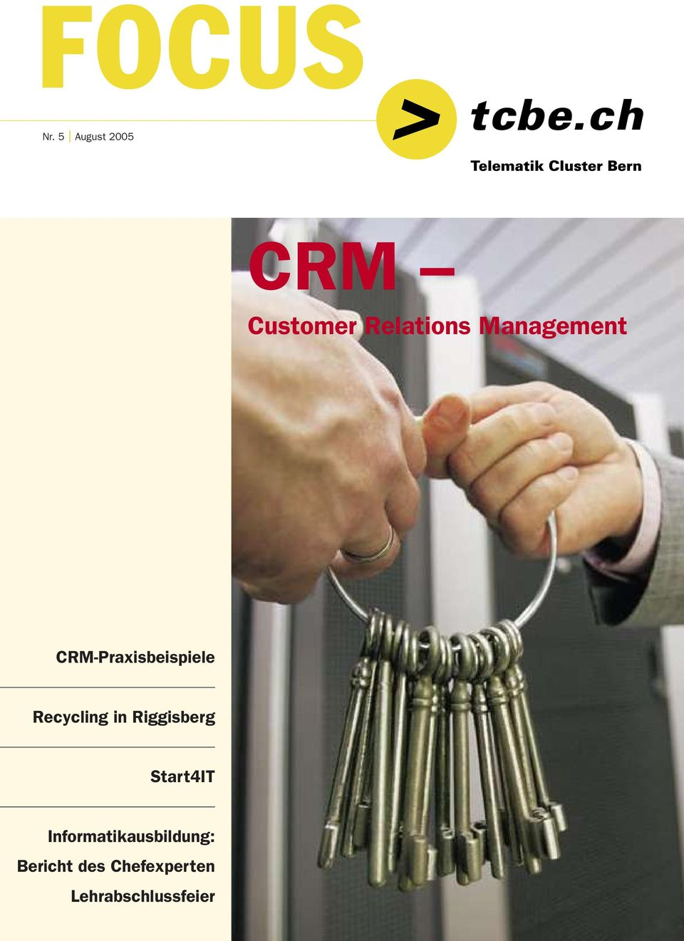 Management CRM-Praxisbeispiele Recycling in