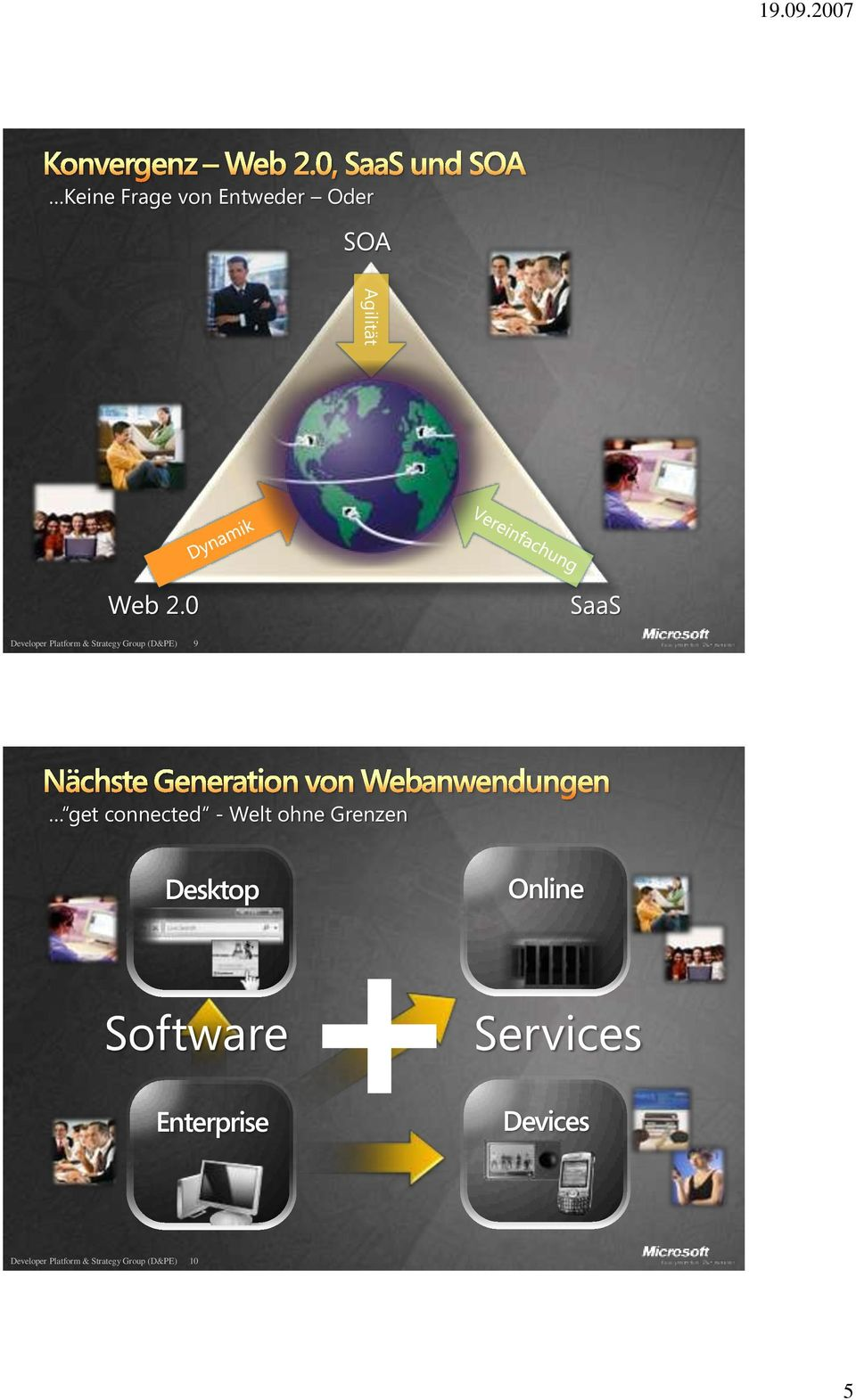 connected - Welt ohne Grenzen Desktop Software Enterprise+