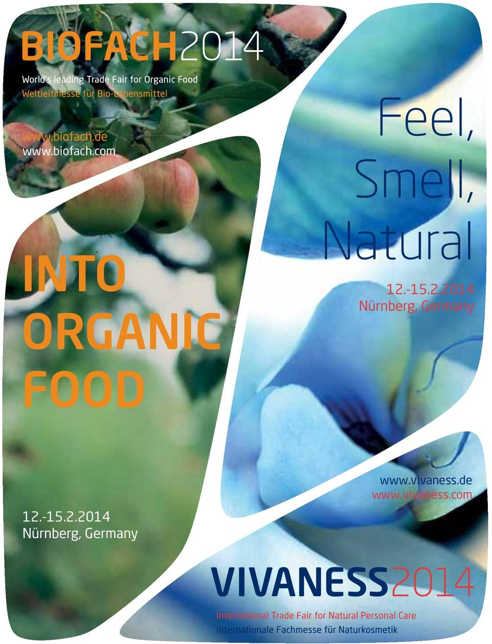 com Feel, Smell, INTO ORGANIC FOOD Natural 12.