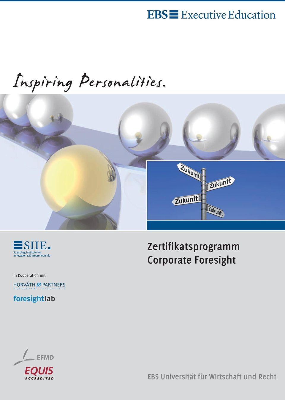Zertifikatsprogramm Corporate