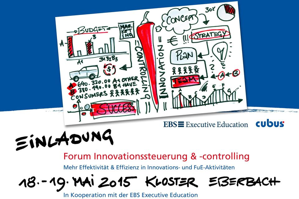 Effizienz in Innovations- und