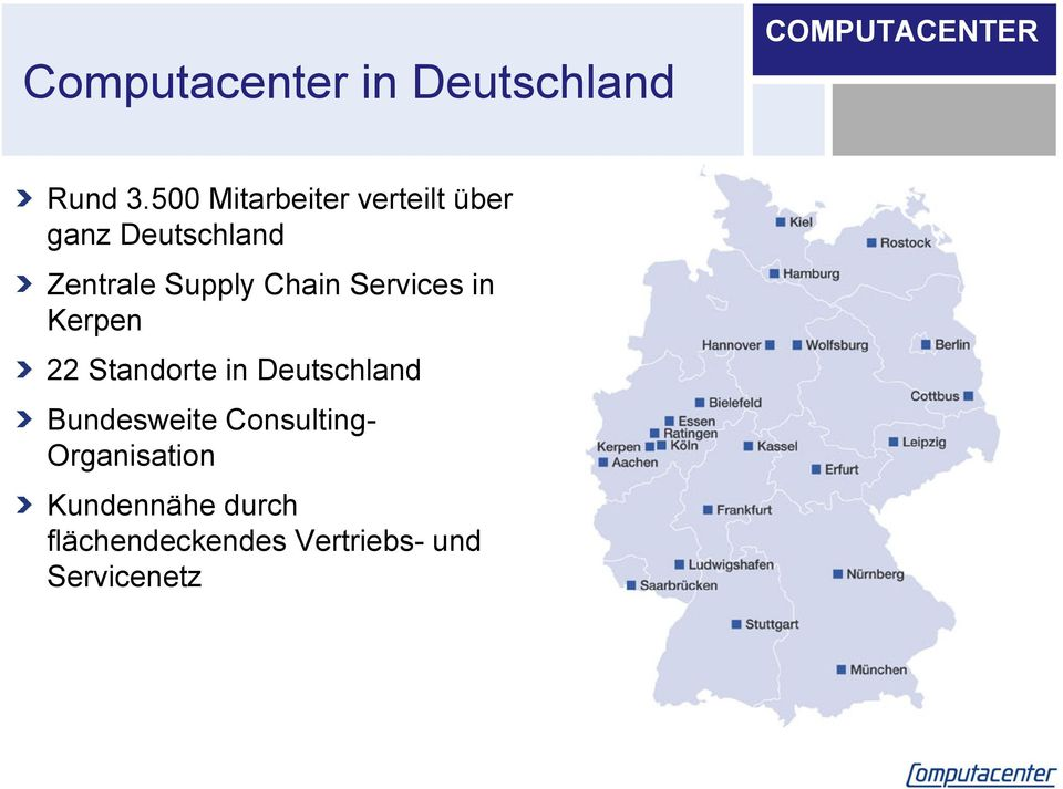 Chain Services in Kerpen 22 Standorte in Deutschland