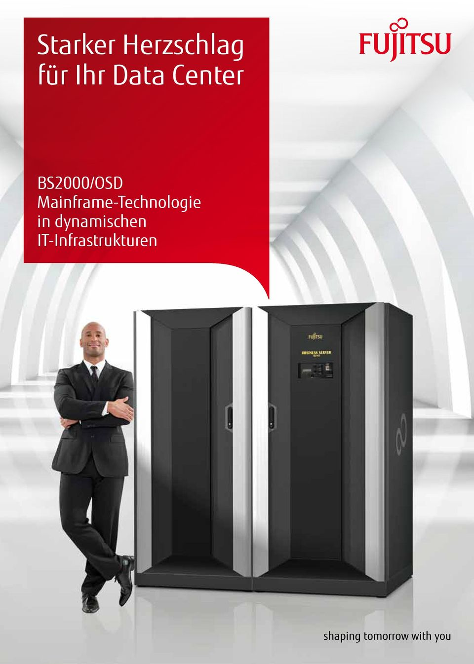 Mainframe-Technologie in