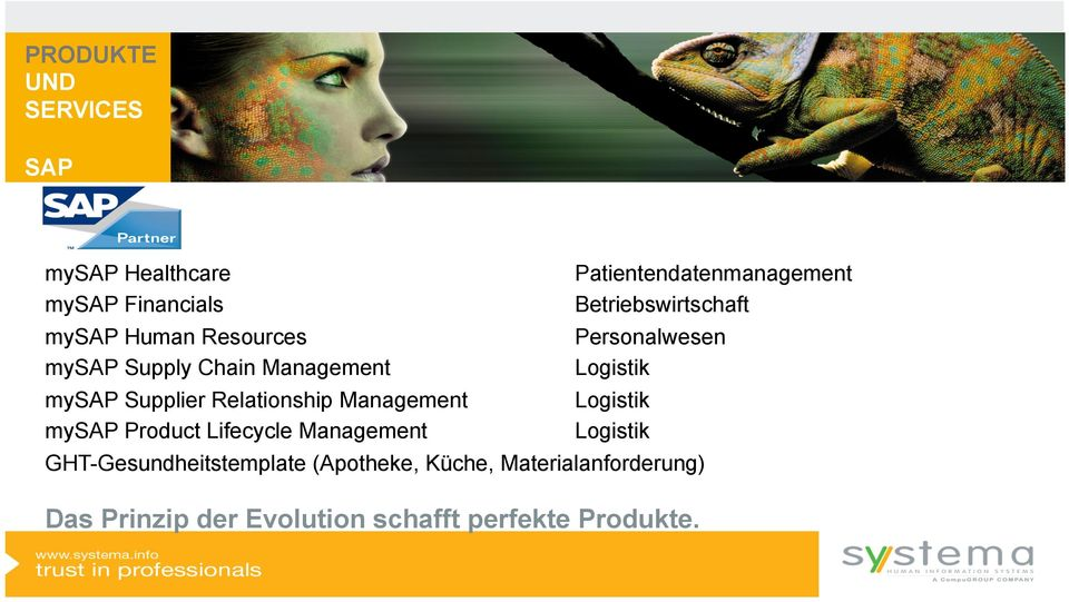 mysap Supplier Relationship Management Logistik mysap Product Lifecycle Management Logistik