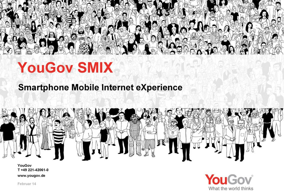 experience YouGov T +49