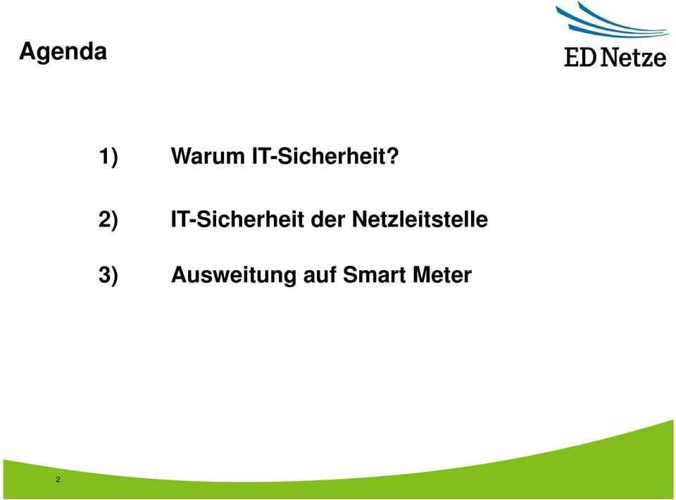 2) IT-Sicherheit der