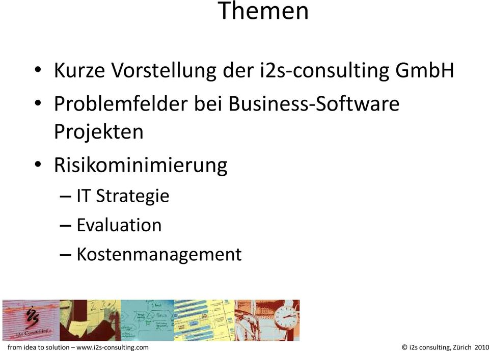 Business-Software Projekten