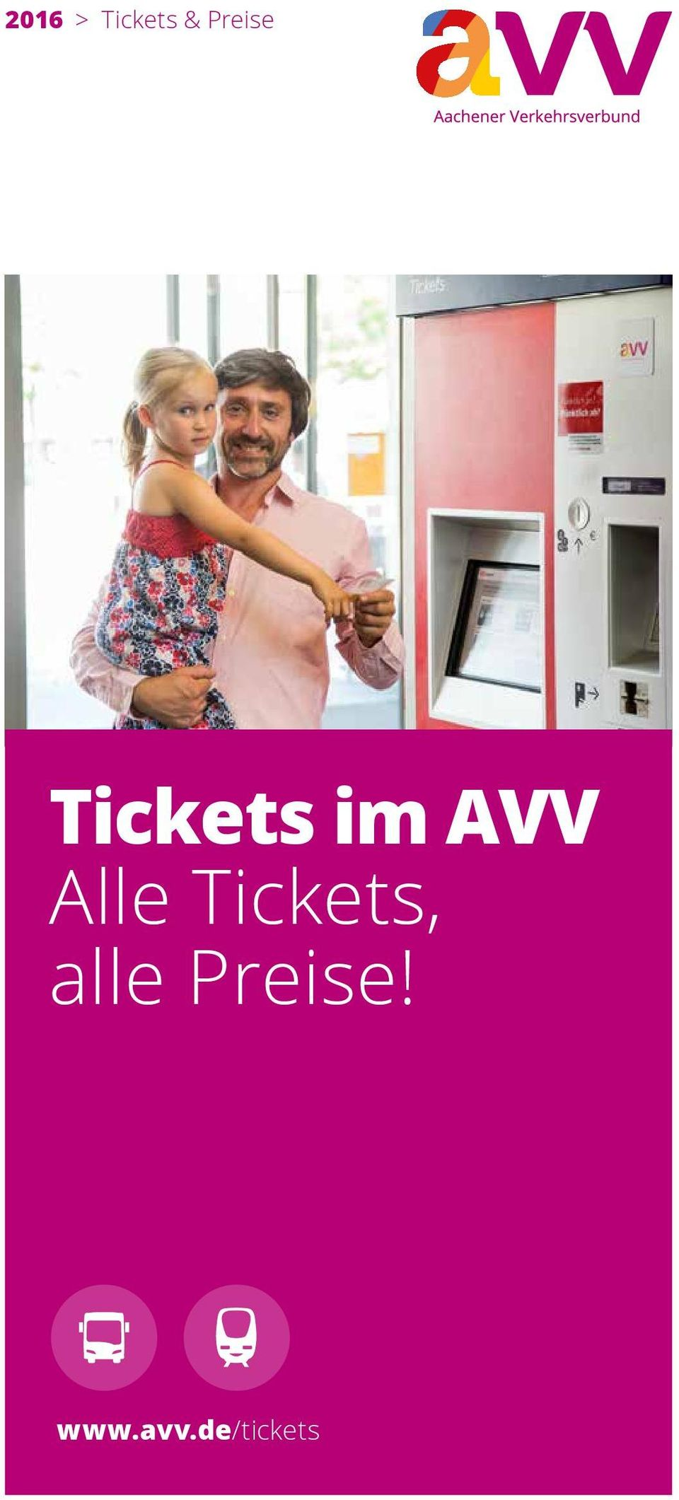 AVV Alle Tickets,
