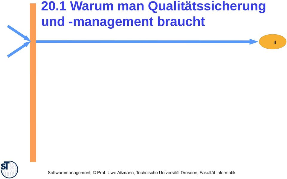 Softwaremanagement, Prof.