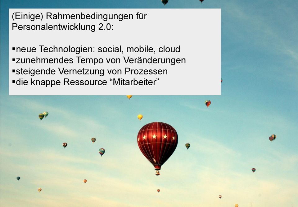 0: neue Technologien: social, mobile, cloud