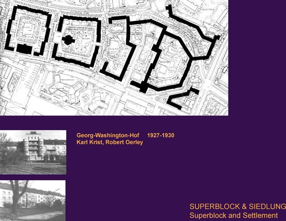 Robert Oerley SUPERBLOCK