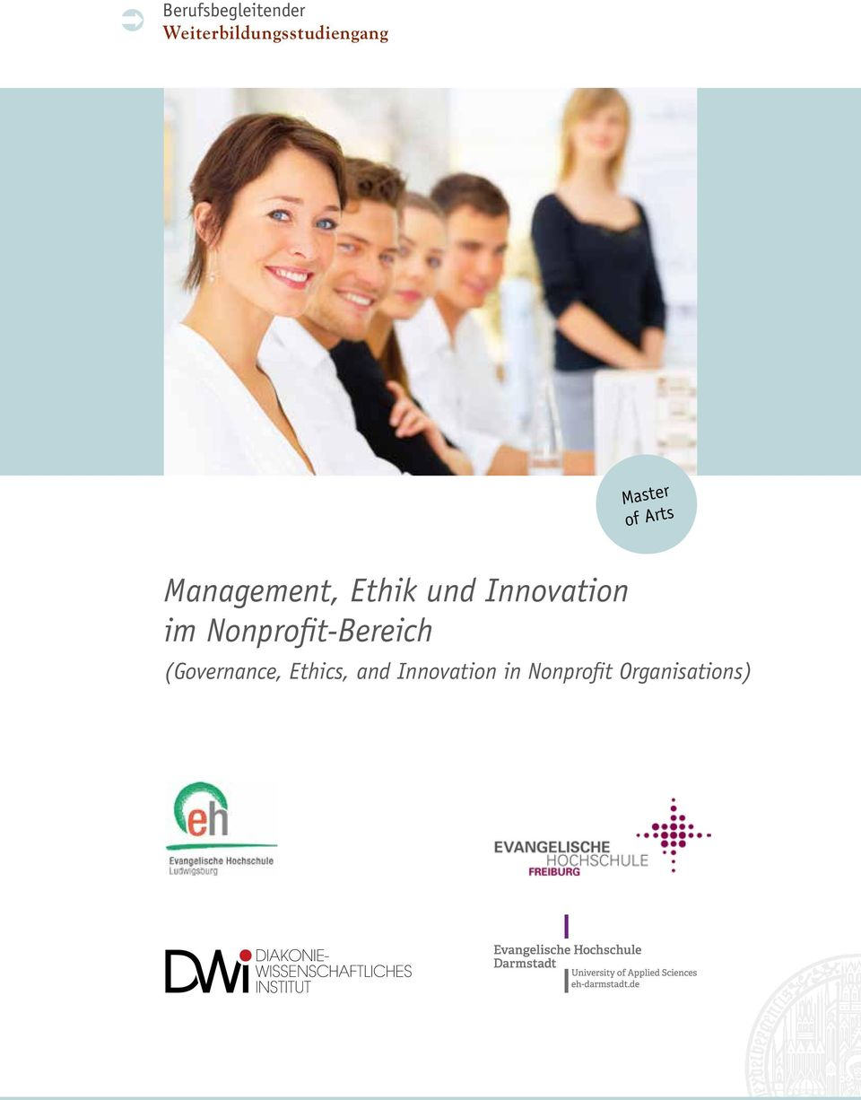 Innovation im Nonprofit-Bereich (Governance,