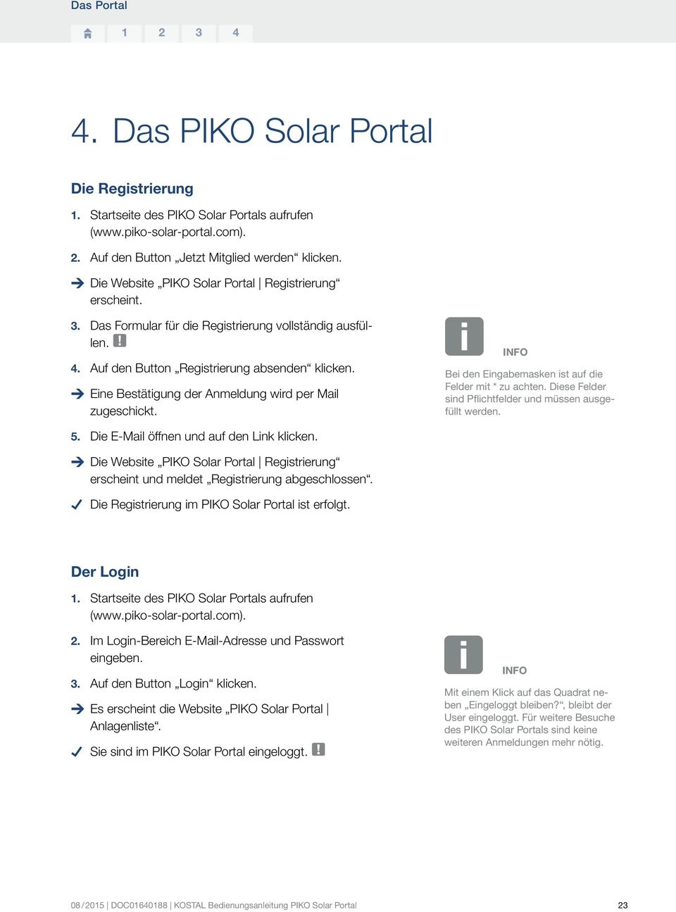 bedienungsanleitung piko solar portal pdf. Black Bedroom Furniture Sets. Home Design Ideas