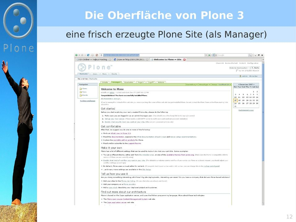 Plone Site