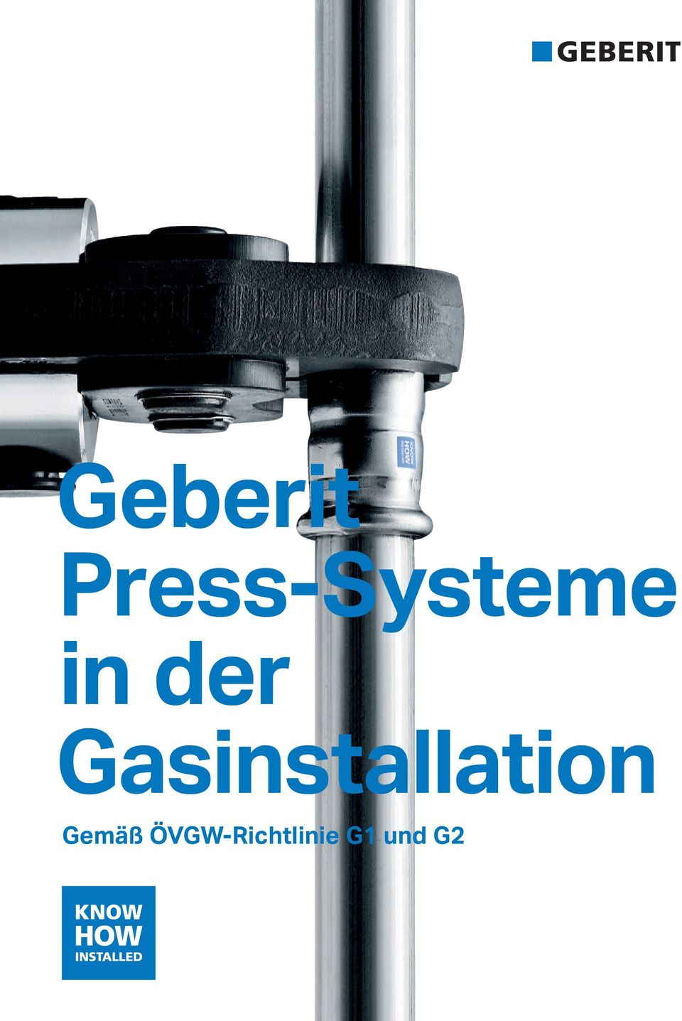 geberit press systeme in der gasinstallation pdf. Black Bedroom Furniture Sets. Home Design Ideas