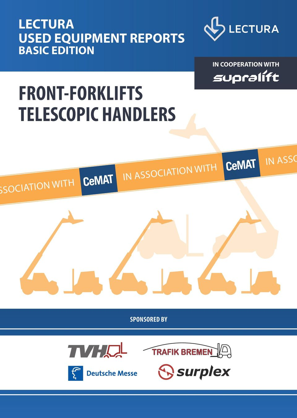 FRONT-FORKLIFTS TELESCOPIC HANDLERS