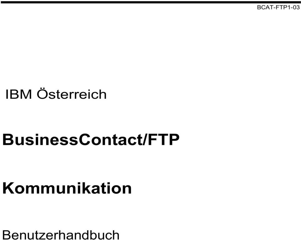 BusinessContact/FTP