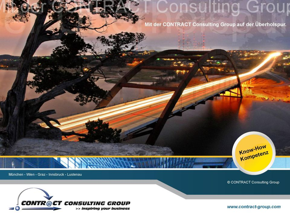 it der CONTRACT Consulting Group Know-How