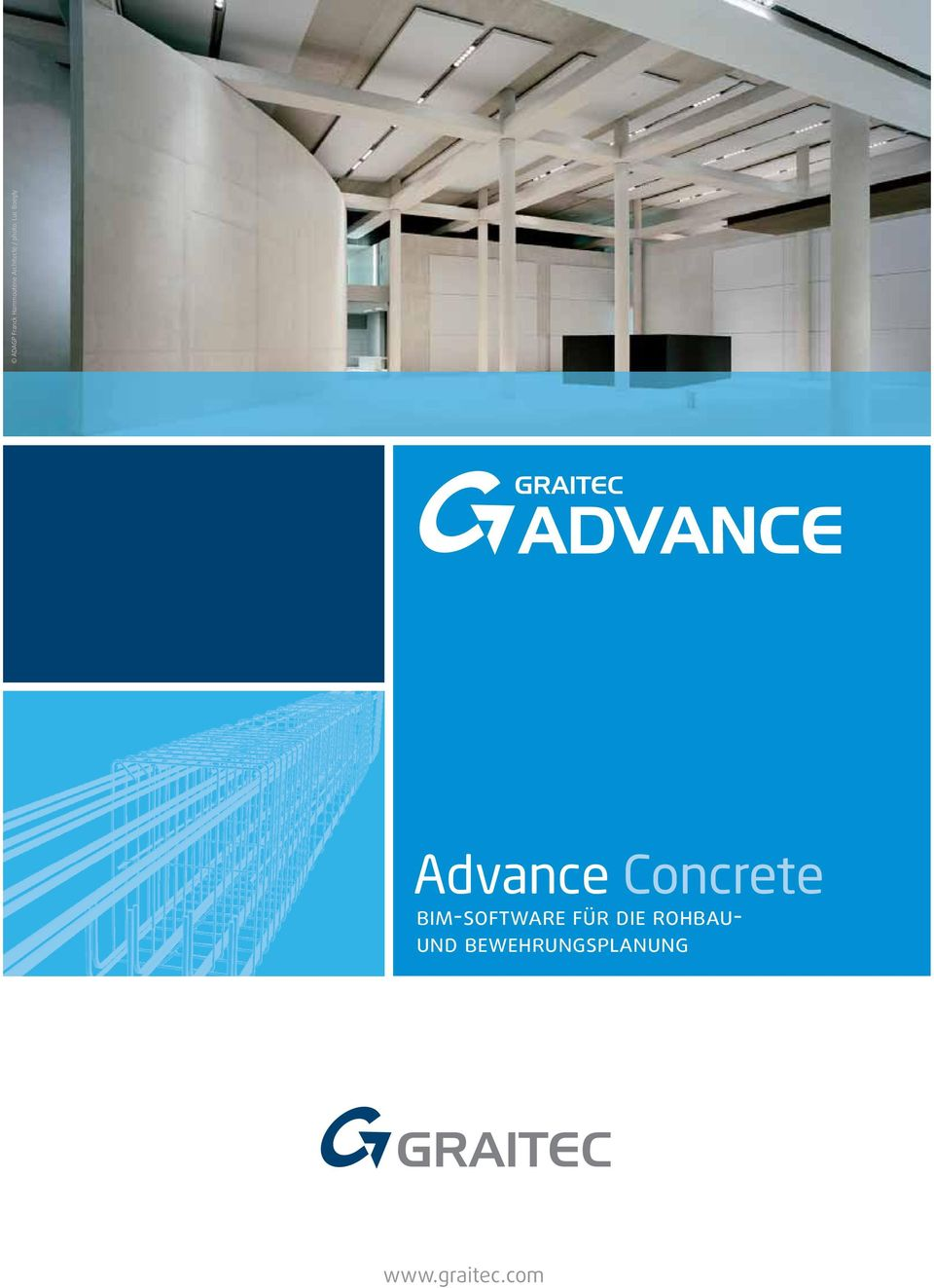 Advance Concrete bim-software für