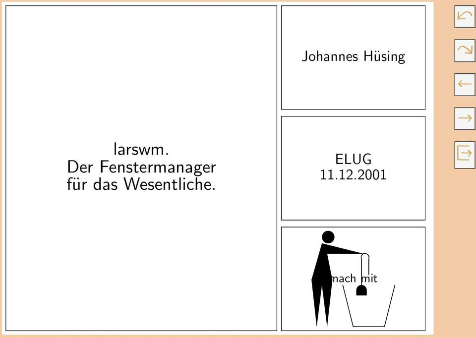 Der Fenstermanager