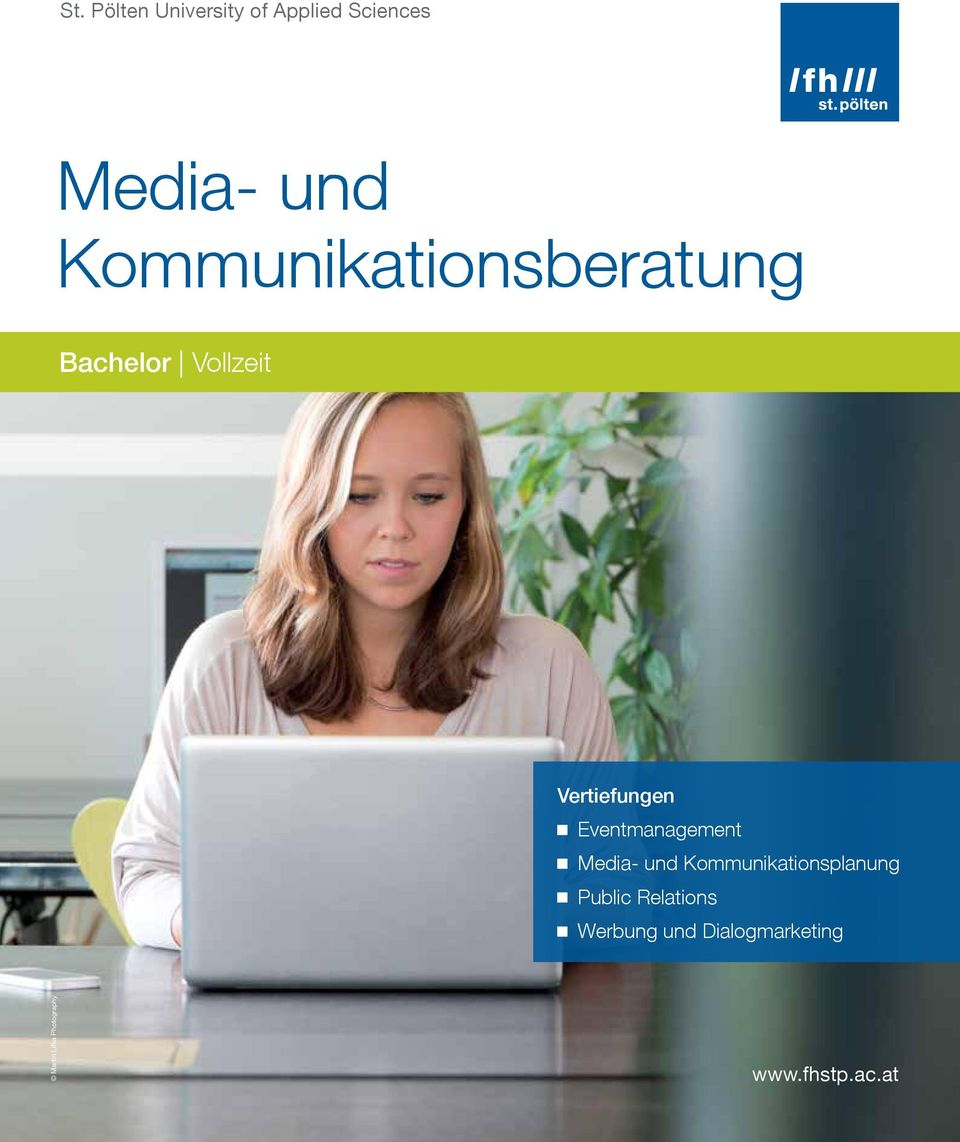 Eventmanagement g Media- und Kommunikationsplanung g Public
