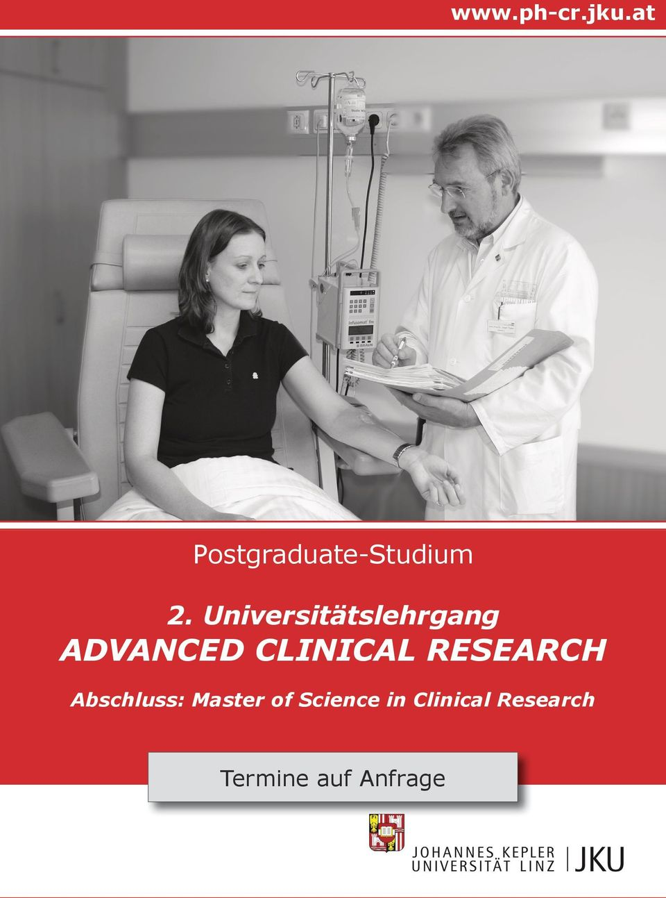 RESEARCH Abschluss: Master of Science