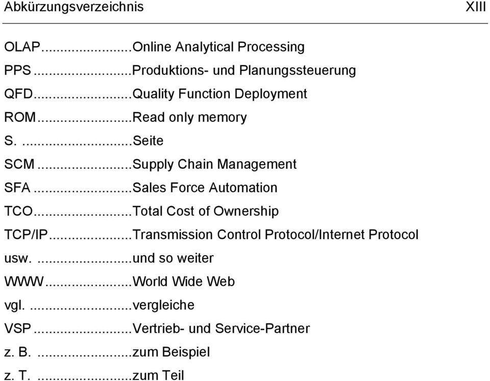..Sales Force Automation TCO...Total Cost of Ownership TCP/IP.