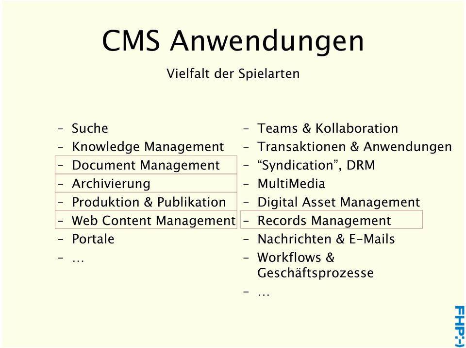 Teams & Kollaboration Transaktionen & Anwendungen Syndication, DRM MultiMedia