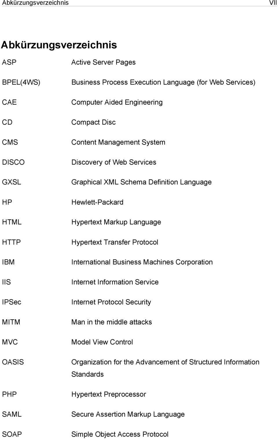 Transfer Protocol IBM International Business Machines Corporation IIS Internet Information Service IPSec Internet Protocol Security MITM Man in the middle attacks MVC Model View